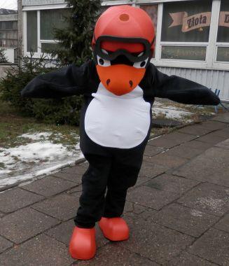 Czy wiesz, że i Ty możesz zaprojektować własne kostiumy reklamowe? Pingwin