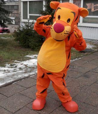 Czy zastanawiałaś się kiedyś, czym są profesjonalne kostiumy reklamowe? Tygrys