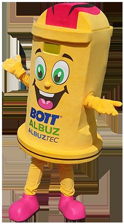 Elabika kastomizacyjne stroje reklamowe na zamówienie Dysza Bott Albuz