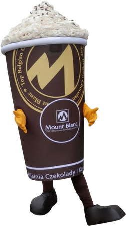Mount Blanc Top Belgian Chocolates