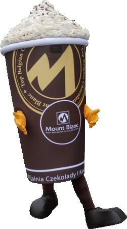 Mount Blanc Top Belgian Chocolates